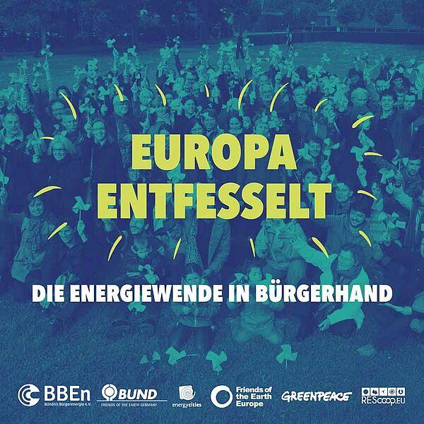 EUROPAS ENERGIEWENDE IN BÜRGERHAND
